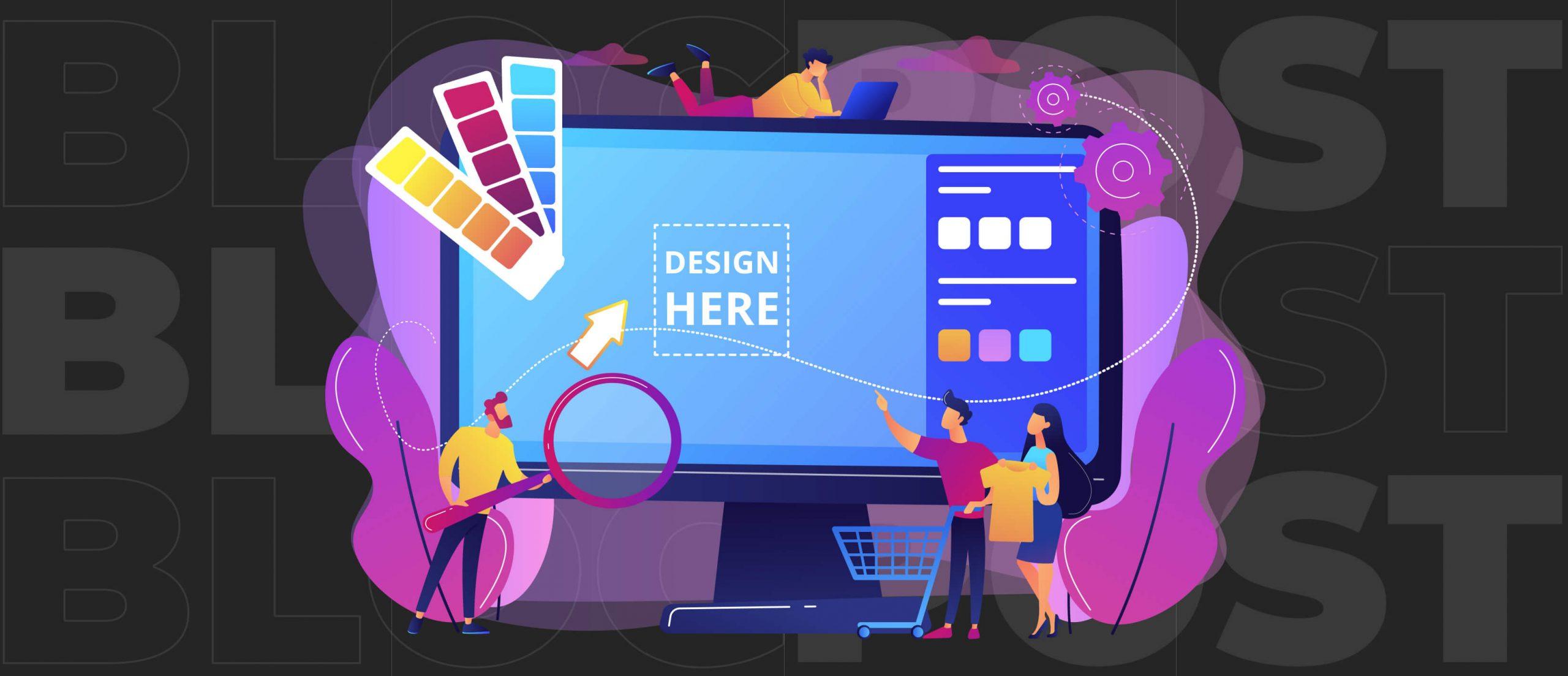 Uniek webdesign, wat houdt dat in?